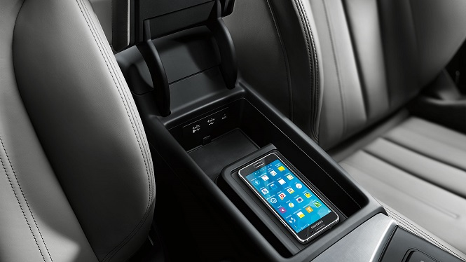 New Audi A4 Models with Phone Box for Qi Wireless Charging