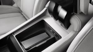 New Audi Q7 supports Qi Wireless Charging